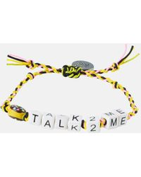 Venessa Arizaga | Dont Talk To Me Bracelet | Lyst