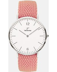 Ted Berslay - Drepper Silver Pink - Lyst