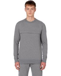 Blood Brother - Luck Sweat In Grey - Lyst