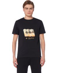 Blood Brother - Ten T-shirt In Black - Lyst