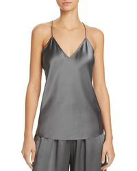 Theory - Silk Camisole Top - Lyst