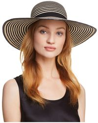 August Hat Company - Happy Hour Floppy Hat - Lyst