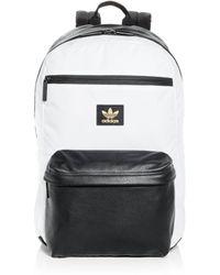 4ec8c9c5df adidas - Originals National Plus Backpack - Lyst