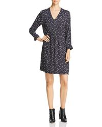 Mkt Studio - Ripoise Flacon Splatter-dot Dress - Lyst