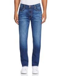 Joe's Jeans - Brixton Slim Straight Fit Jeans In Bradlee - Lyst