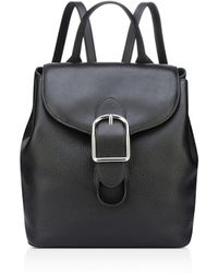Anne Klein - Catherine Leather Backpack - Lyst