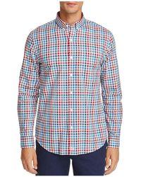 Vineyard Vines - Higgins Beach Gingham Slim Fit Button-down Shirt - Lyst