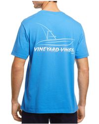 Vineyard Vines - Sportfisher Logo Tee - Lyst