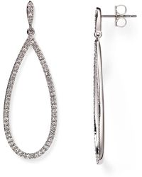 Nadri - Teardrop Earrings - Lyst