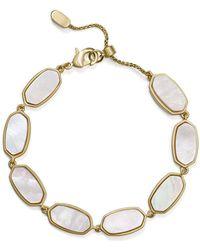 Kendra Scott - Millie Adjustable Bracelet - Lyst