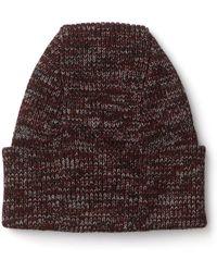 Bloomingdale's - Merino Melange Cuffed Hat - Lyst