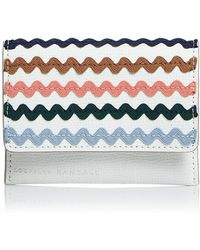 Loeffler Randall - Essential Leather Wallet - Lyst