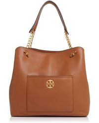 Tory Burch - Chelsea Slouchy Leather Tote - Lyst