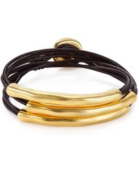 Uno De 50 - Not To Be Bracelet - Lyst