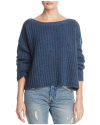 French Connection | Riva Chunky Ribbed Sweater | Lyst