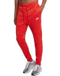 14887e78440f Lyst - Nike Tech Fleece Jogger Pants in Gray for Men