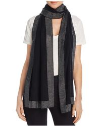 Minnie Rose | Studded Cashmere Scarf | Lyst