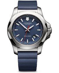 Victorinox - Inox Watch, 43mm - Lyst