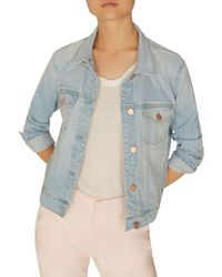 Sanctuary - Kyle Denim Jacket - Lyst