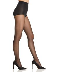 Natori - Shimmer Sheer Tights - Lyst