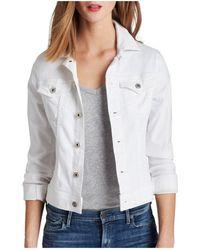 AG Jeans - Jacket - Robyn Denim - Lyst