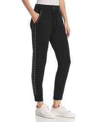 Juicy Couture - Studded Jogger Pants - Lyst