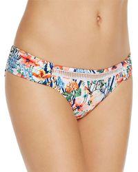 Lucky Brand - Lucky Garden Bikini Bottom - Lyst