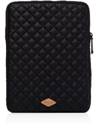 MZ Wallace - Women's Computer Case - Black - Lyst