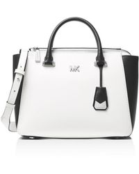MICHAEL Michael Kors - Nolita Medium Leather Satchel - Lyst