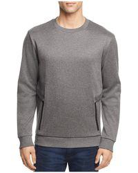 HUGO - Dyann Crewneck Sweater - Lyst