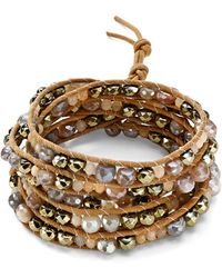 Chan Luu - Wraparound Bracelet - Lyst