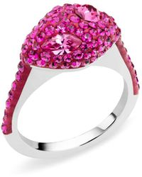 Atelier Swarovski - Moselle Stackable Ring - Lyst