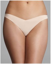 232a74de187c9 Lyst - Commando Better Than Nothing Tiny Thong in Natural