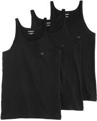 Emporio Armani - Pack Of 3 - Lyst