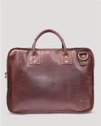Will Leather Goods - Hank Satchel - Lyst