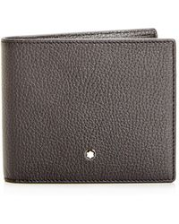 e73658caba2d3 Lyst - Montblanc Meisterstück Selection Wallet 6cc With Removable ...