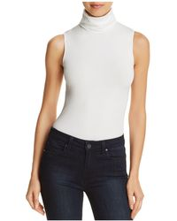 Wolford - Turtleneck Bodysuit - Lyst