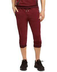 2xist - Flecked Sport Cropped Lounge Pants - Lyst