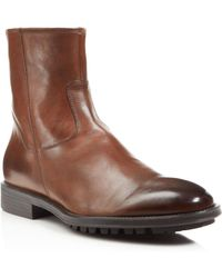 To Boot - Harrison Side Zip Boots - Lyst