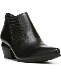 Naya - Tezla Leather Bootie - Lyst