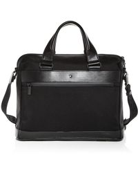 Montblanc - Nightflight Slim Briefcase - Lyst
