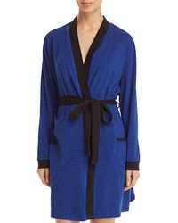 Naked - Essential Power Stripe Robe - Lyst
