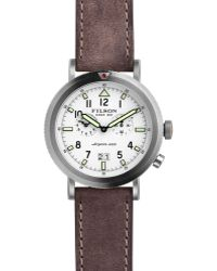 Filson | The Scout Watch, 45.5mm | Lyst