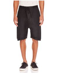 Chapter - Irro Drawstring Shorts - Lyst
