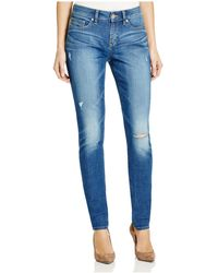 Yummie By Heather Thomson - Skinny Jeans In Rugged Wash - Lyst