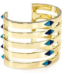 House of Harlow 1960 - The Flip Side Statement Cuff - Lyst