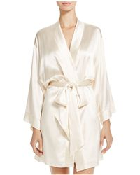 Else - Signature Kimono Robe - Lyst