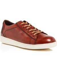 To Boot - Bancroft Lace Up Trainers - Lyst