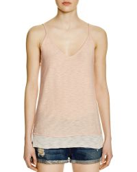 Michelle By Comune - Encinitas High Low Cami - Lyst
