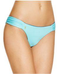 Ralph Lauren - Polo Rip Tide Reversible Hipster Bikini Bottom - Lyst